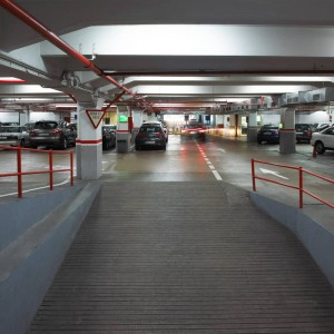 Parking aribau tuset