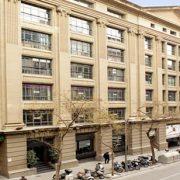edificio David en Barcelona
