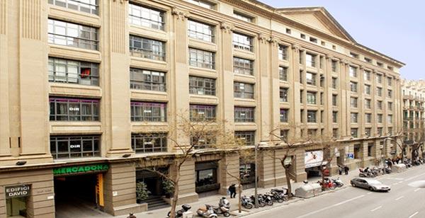 Edificio David Barcelona, edificio oficinas Barcelona