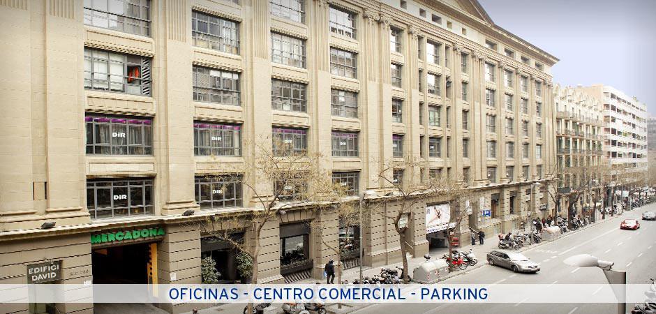 Edifico David Barcelona