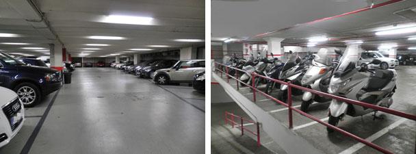alquiler plazas parking