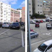 parking en Barcelona centro