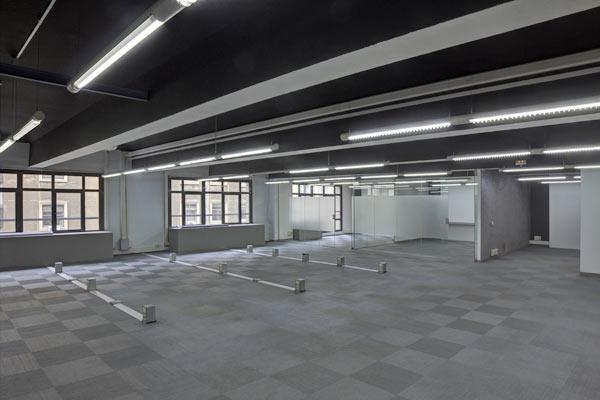 oficina diáfana 350 m2