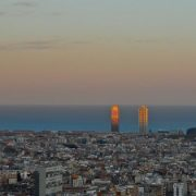 Barcelona amanecer