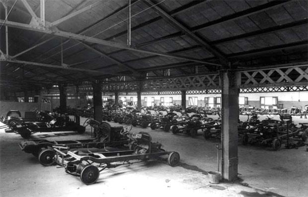 fábrica Autos David