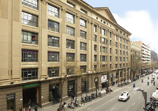 oficinas David Barcelona