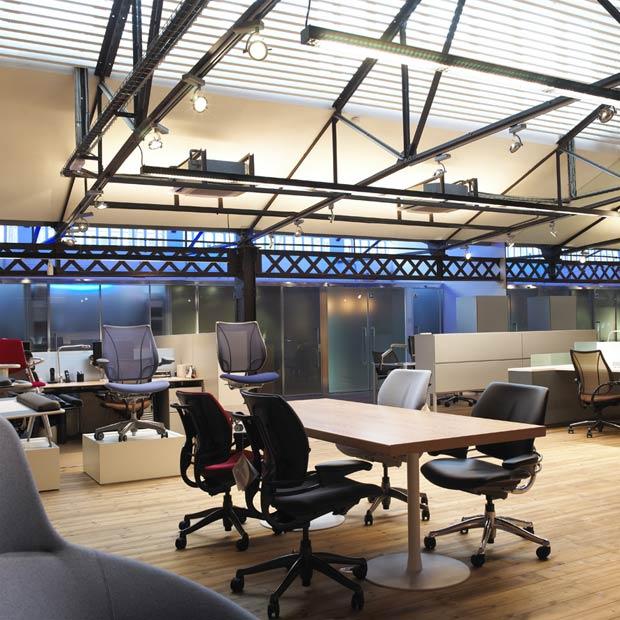 Oficinas en alquiler con parking en barcelona edificio david - Oficina empleo barcelona ...