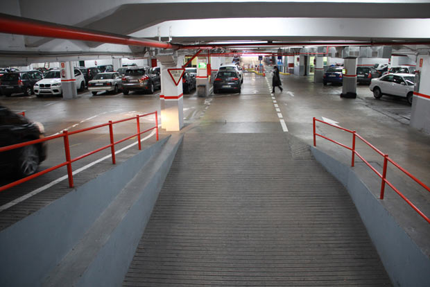 plazas parking Aribau