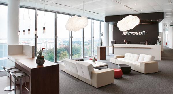 Oficinas Microsoft