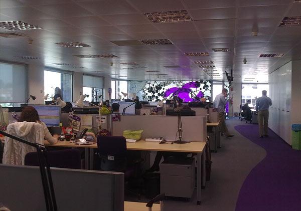 Oficinas Yahoo
