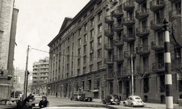 Edificio David años 50