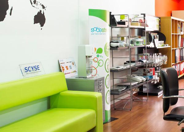 locales para showrooms