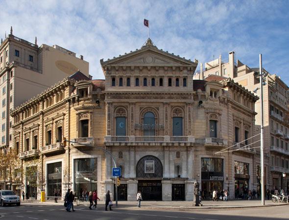 Palau Marcet Barcelona