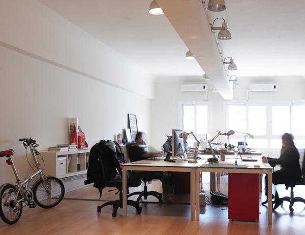 oficina coworking Barcelona