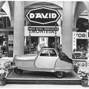 microcoche Auto David años 50