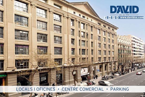 Edificio de Oficinas David