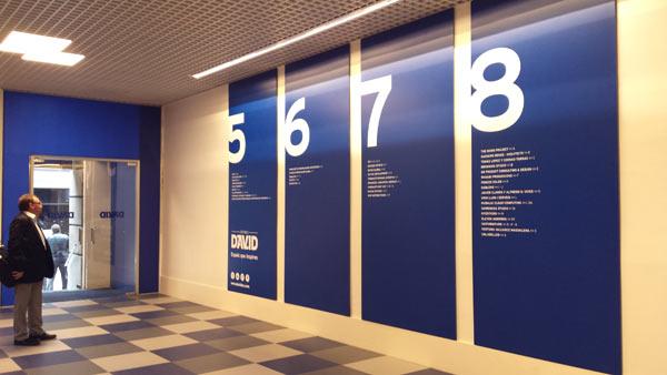 entrada oficinas calle Aribau