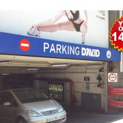 Barcelona parking city center low cost
