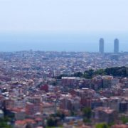 Barcelona dispara el alquiler de oficinas