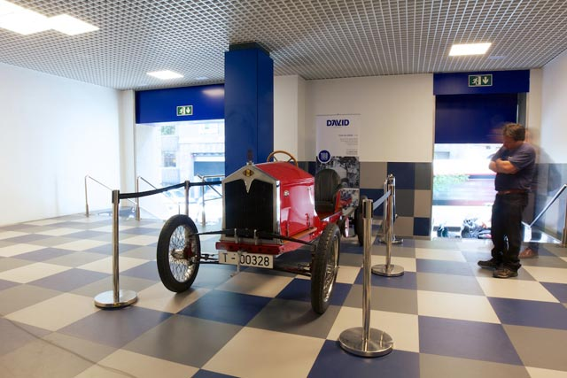 Auto David 1914