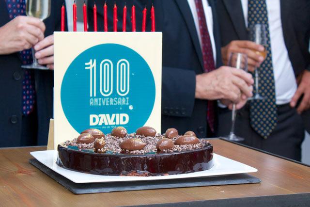 celebración David S.A.