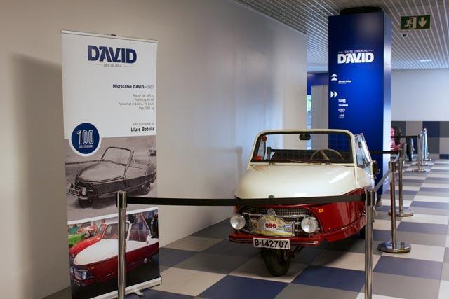 Microcoche DAvid 1957