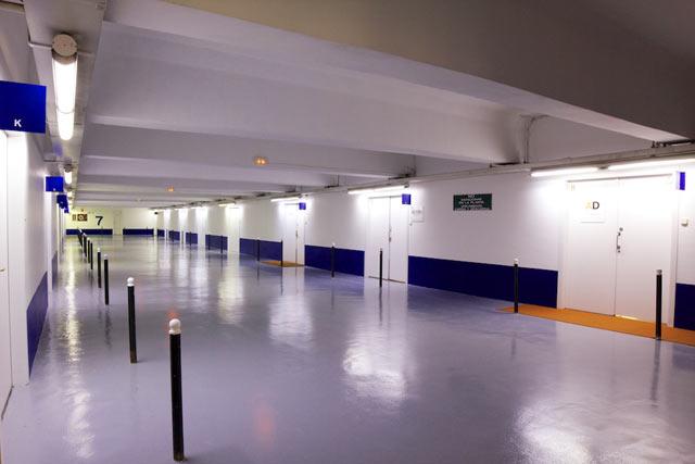 planta de oficinas David Barcelona