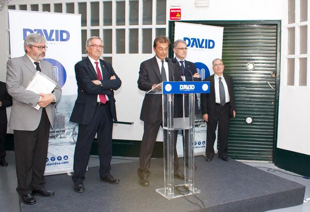 Andrés Feliu Presidente David