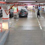 Parking económico para fines de semana en Barcelona