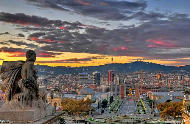 Barcelona, foto: MorBCN bajo Licencia CC