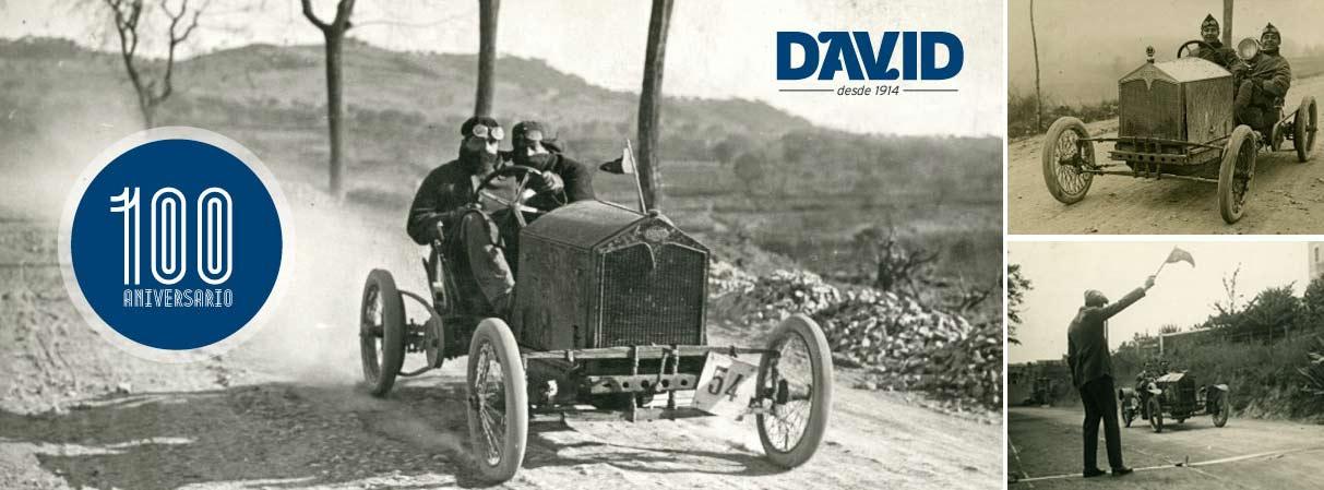 Primeros autos David