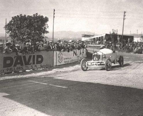 Coches de carreras David Barcelona