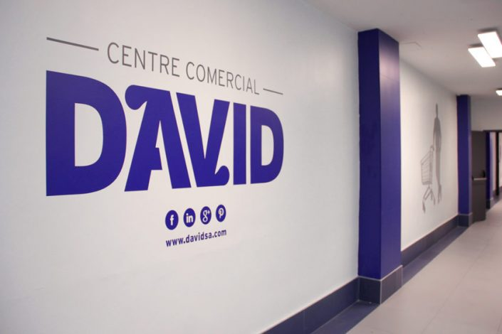 Centro comercial David Barcelona
