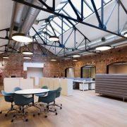 Edificio David: Oficinas amplias en Barcelona