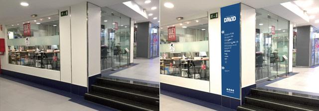 centro comercial Barcelona
