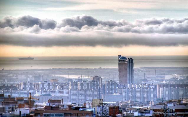 Ciudad de Barcelona. Foto: MorBCN bajo Licencia CC