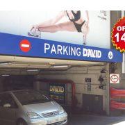 Semana Santa oferta parking Barcelona centro