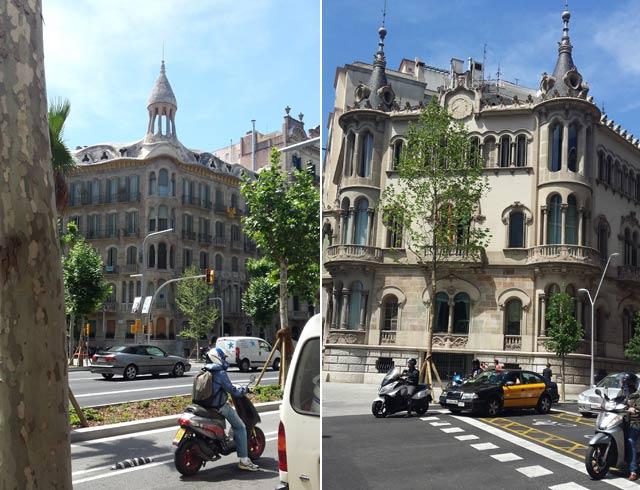 Avenida Diagonal Barcelona
