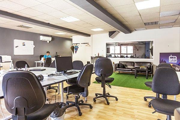 oficina en alquiler de 105 m2
