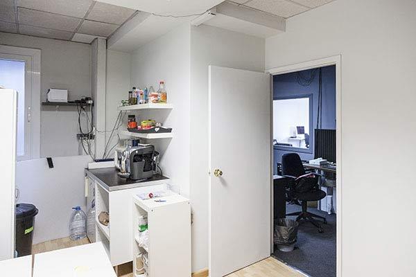 oficina en alquiler 105 m2