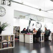 Oficinas en barcelona con el mejor ambiente
