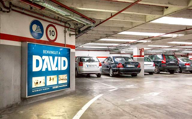 Parking David Barcelona