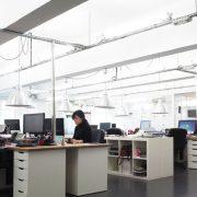 Aspectos a tener en cuenta al alquilar una oficina edificio david - Oficina central de correos barcelona ...