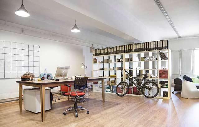 ejemplo de oficina en alquiler en Barcelona