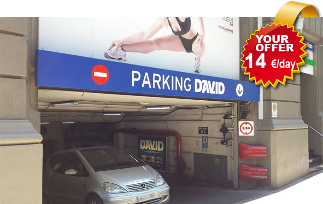 parking in barcelona parking a barcelone