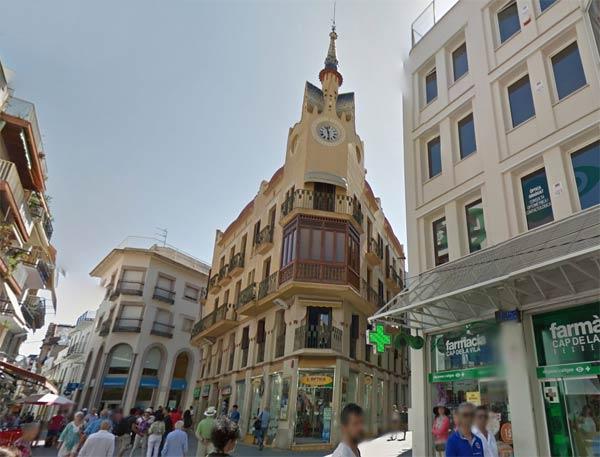 Casa Bartomeu, Sitges - Foto: Google Maps