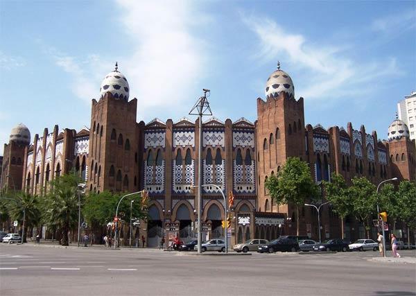 La plaza de toros Monumental, Barcelona - Foto: Sergi Larripa, Wikipedia