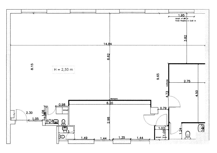 oficina barcelona planos