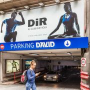 parking David en Barcelona