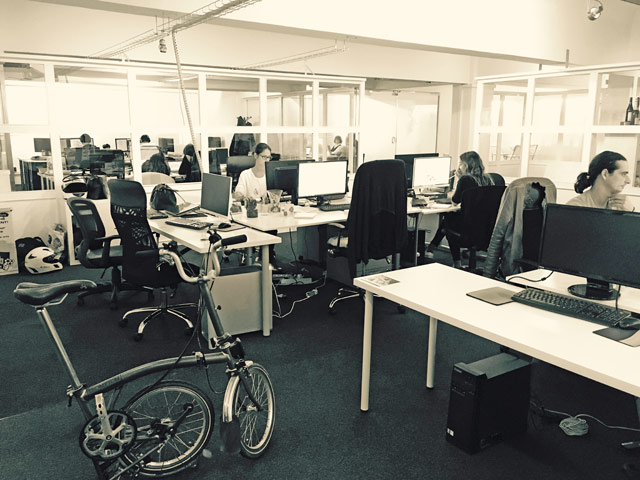 oficinas RK People Barcelona